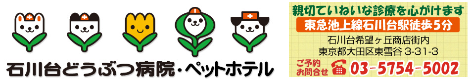 石川台どうぶつ病院